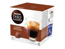Напитка Nescafe Dolce Gusto Caffe Lungo Intenso, 16 бр.
