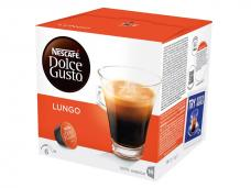 Напитка Nescafe Dolce Gusto Caffe Lungo, 16 бр.