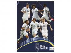 Папка с ластик Real Madrid, 25х35 см