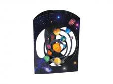 Картичка Solar System, Swing Cards