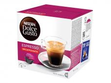 Напитка Nescafe Dolce Gusto Espresso Decaff, 16 бр.